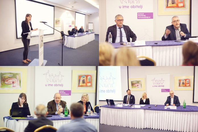 (FOTO) U ime obitelji održala uspješnu konferenciju o suverenizmu, populizmu i migrantskoj krizi