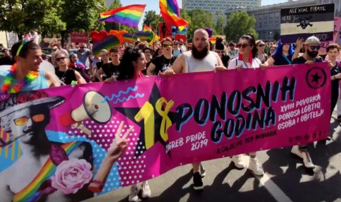 David Dimista: Zašto sam prestao ići na zagrebački Pride? Jer se najmanje bavi gay pravima i koketira sa zločinačkim komunizmom!