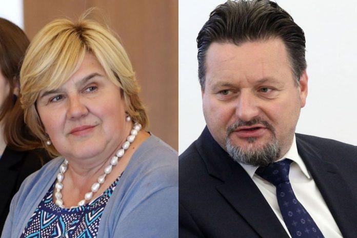 Kuščević za svoj pad prozvao Željku Markić