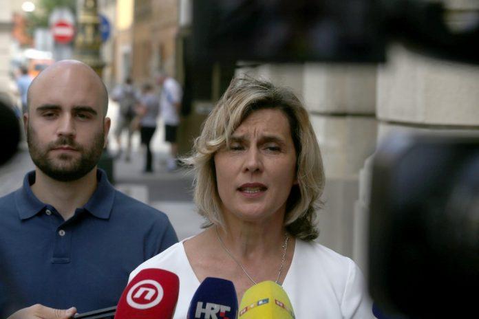 (FOTO, VIDEO) GI Narod odlučuje traži smjenu premijera Plenkovića i ministra Kuščevića