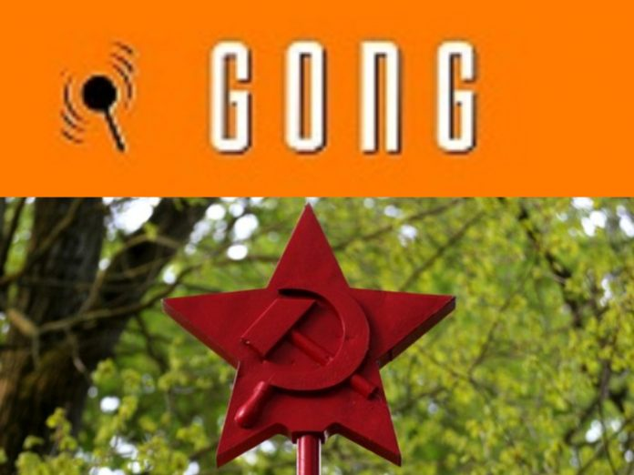 Treći slučaj: GONG-ov portal cenzurirao članak Narod.hr-a o milijun žrtava jugoslavenskog komunizma