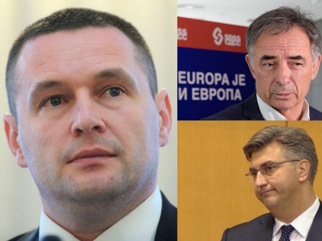 Dr. sc. Mato Palić: 'Zadnja situacija pokazuje kako je ograničenje mandata zastupnika nacionalnih manjina ispravno rješenje'