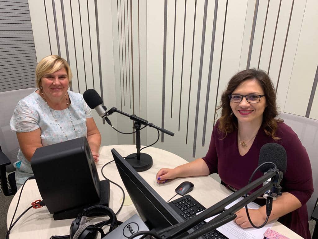 Dr. Željka Markić o stanju u medijima govori u emisiji Hrvatskog katoličkog radija 'Medijski putokaz' danas u 14.15 sati