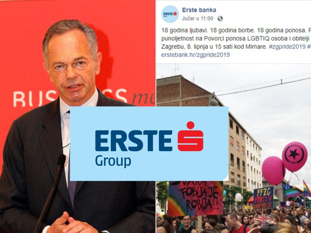 Čitatelji pitaju zbog LGBT aktivizma: Kako zatvoriti račun u Erste banci i otvoriti u nekoj drugoj?