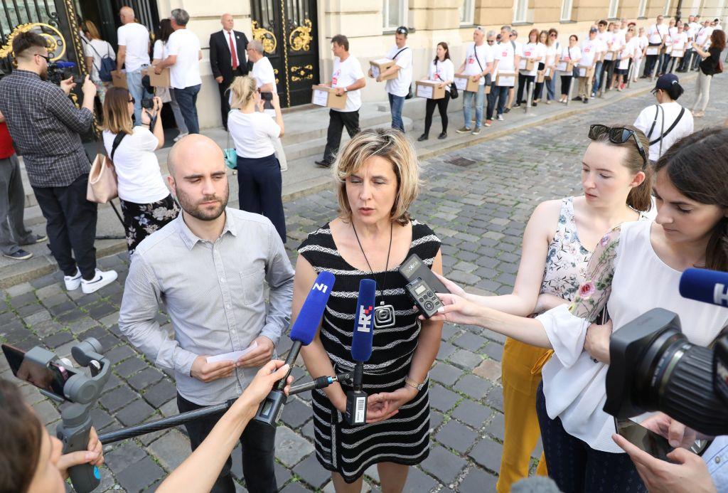 USUD odbio zahtjev GI Narod odlučuje, Miroslav Šumanović dao izdvojeno mišljenje