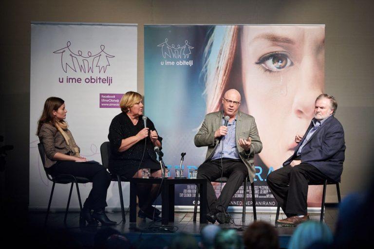 Potresan film Neplanirano pogledala brojna publika i uglednici: Redatelji otkrili nepoznate detalje sa snimanja – 'Cenzuru filma očekujemo i u Hrvatskoj'