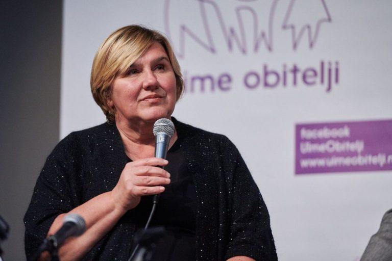 Dr. Markić više od 50 tisuća kuna od sudskih presuda donirala dvjema udrugama