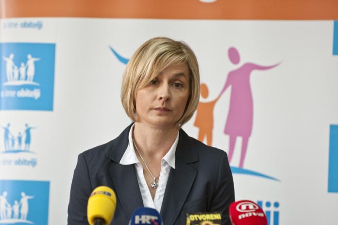 Udruga U ime obitelji: 'Odluka DIP-a škodi građanskom nadzoru izbora i na nju ćemo dostaviti žalbu Ustavnom sudu'