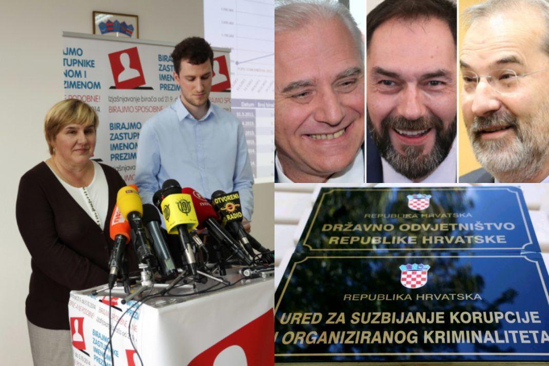 UIO: Rotacija istih ljudi na čelu DORH-a ne donosi napredak u borbi protiv korupcije