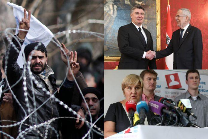 Problemi s migrantima: Evo što Milanović danas priča kao predsjednik, a što mu je UIO savjetovala kao premijeru pa nije poslušao