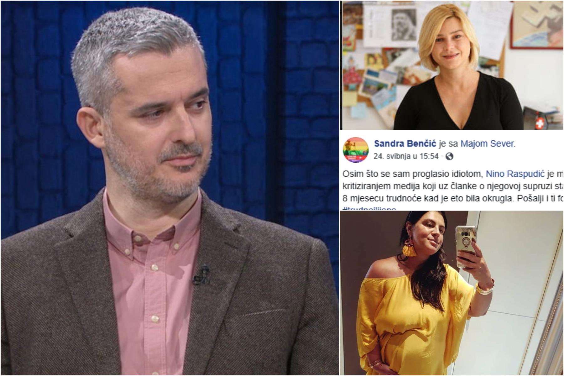 Željka Markić: 'Raspudić je jednim nastupom postigao da ljevičarke slave trudnoću!'