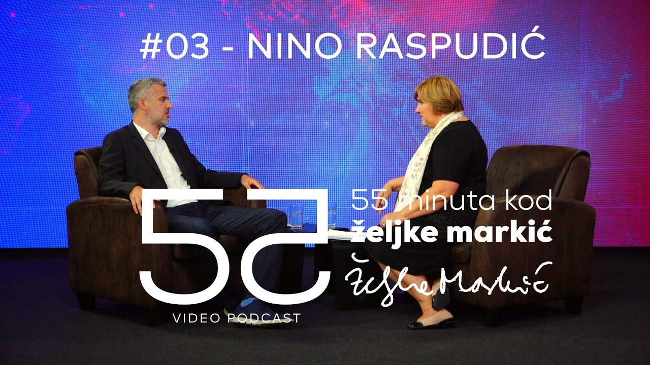 (VIDEO) Dr. sc. Raspudić o odrastanju u Mostaru, školovanju u Italiji i zašto je kći Danica…