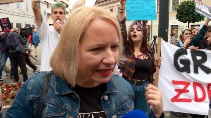 SDP-ova Ikić Baniček: Laži o volonterima Hoda za život i vrijeđanje građana Siska koji ne misle kao ona