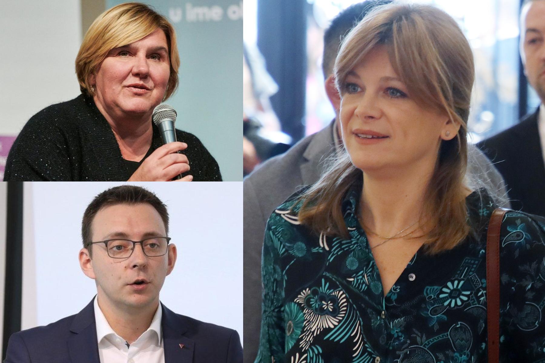 Markić poduprla Vidović Krišto, Glavašević iznio neistine i dobio brz odgovor