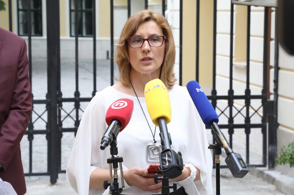 Dr. Kanački: 'Glavna osumnjičena u aferi Rimac odlučivala je odbacivanju 85.000 potpisa GI Narod odlučuje'