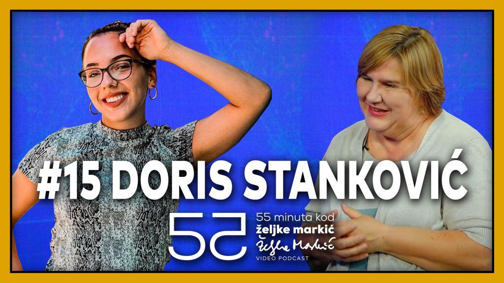 (VIDEO) Influencerica Doris Stanković o studentskom poslu u Poreču, Matanićevoj hajci, zaradi od reklama, utjecaju i odgovornosti za stotine tisuća djece i mladih koji je prate
