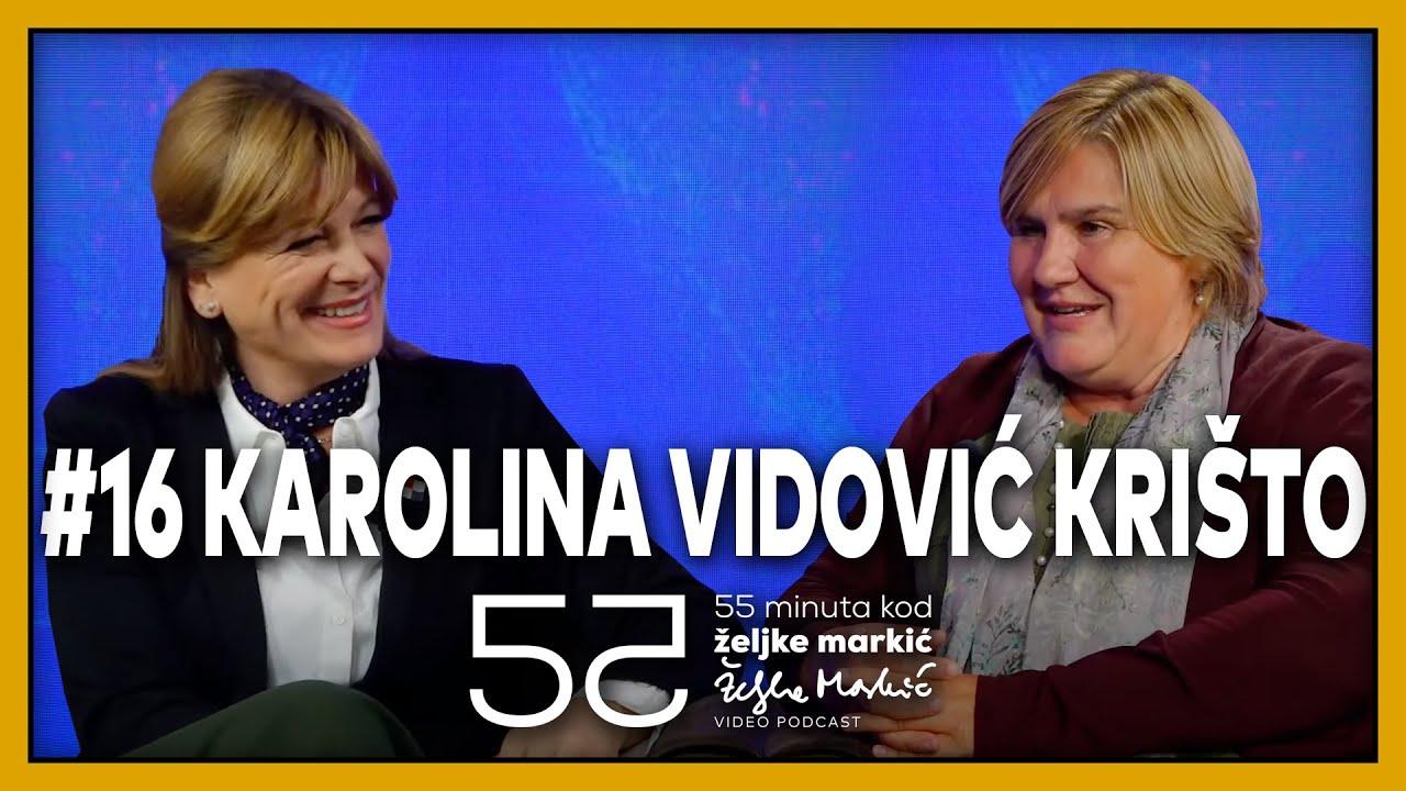 (VIDEO) Vidović Krišto u podcastu Željke Markić: 'Plenkovićevi se ministri rugaju vlastitim institucijama i narodu'
