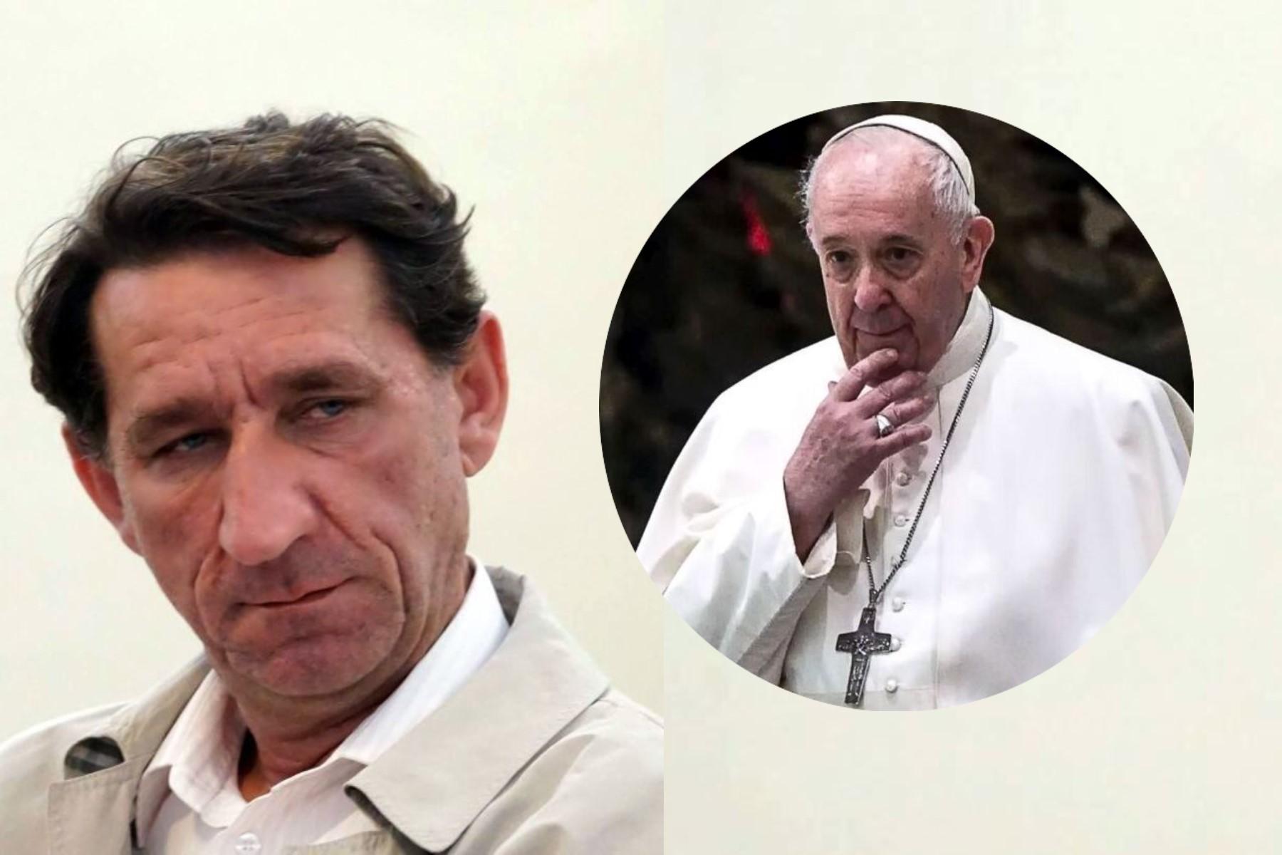 Ivica Šola: 'Kako su homoseksualni lobiji podvalili papi?'