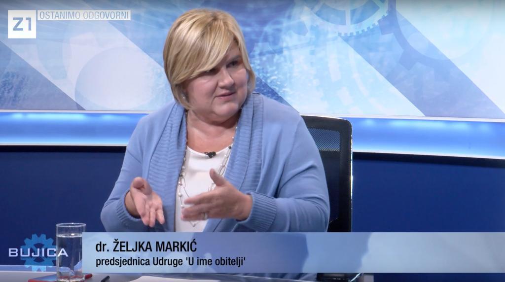 Dr. Markić: 'Plenkovića na vlasti drži Stanimirović, gradonačelnik okupiranog Vukovara, koji se uklapa u premijerovu tezu o domaćem terorizmu'