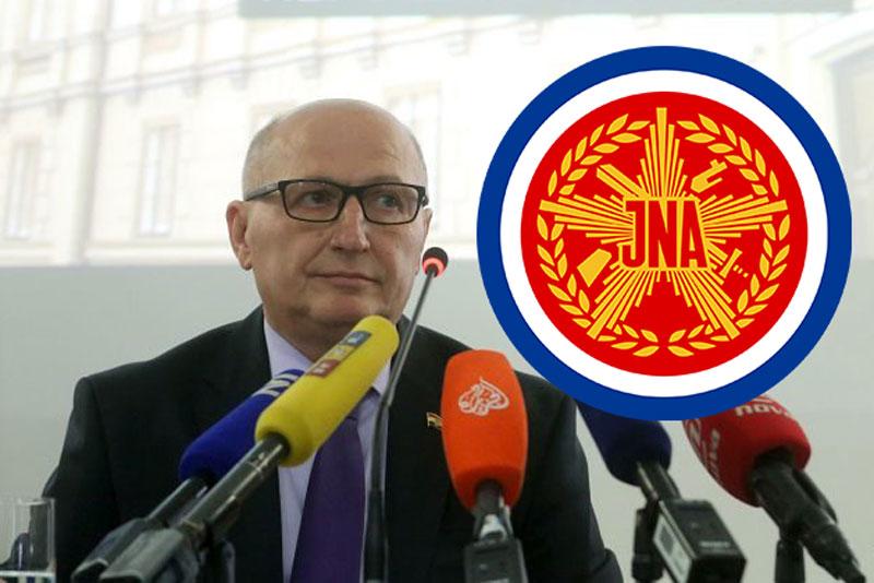 Šeparović odgovorio: 'Nisam imao čin u JNA i osim plaće nisam imao nikakve povlastice'