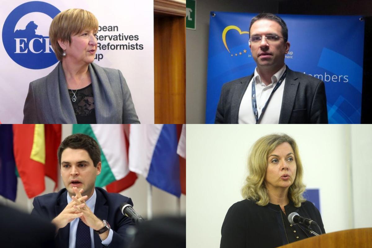 Tomašić odgovorila UIO o pritiscima na Poljsku i LGBT strategiji EK, HDZ-ovi zastupnici šute