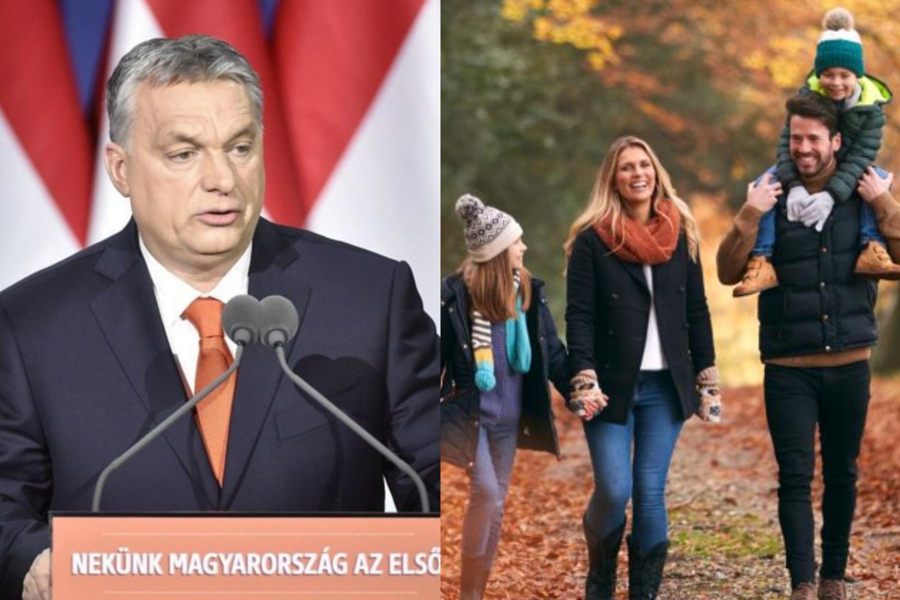 Mađarski parlament Ustavom zaštitio obitelj i brak te definirao spol kao 'određen kod rođenja'Mađarski parlament Ustavom zaštitio obitelj i brak te definirao spol kao 'određen kod rođenja'