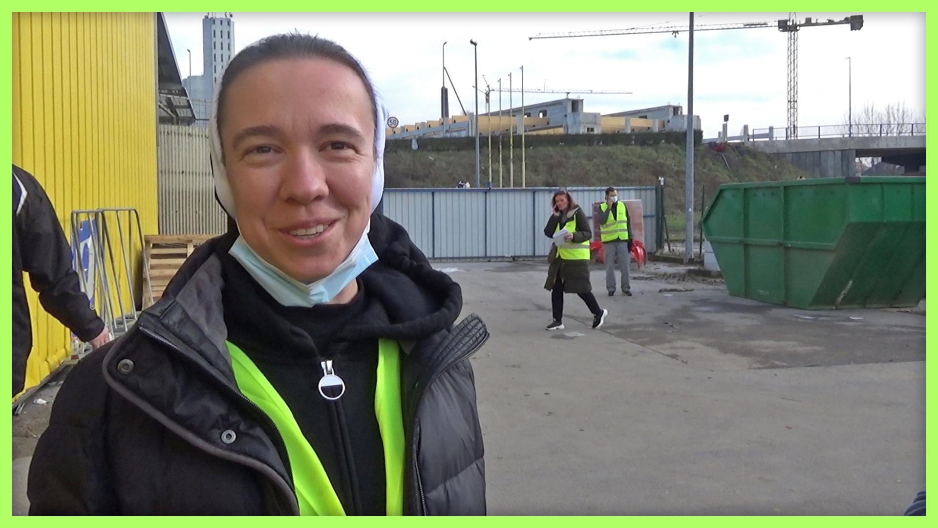 Sestra Ema iz Caritasa u Sisku: 'Ostat ću tu i pomagati koliko god bude trebalo'