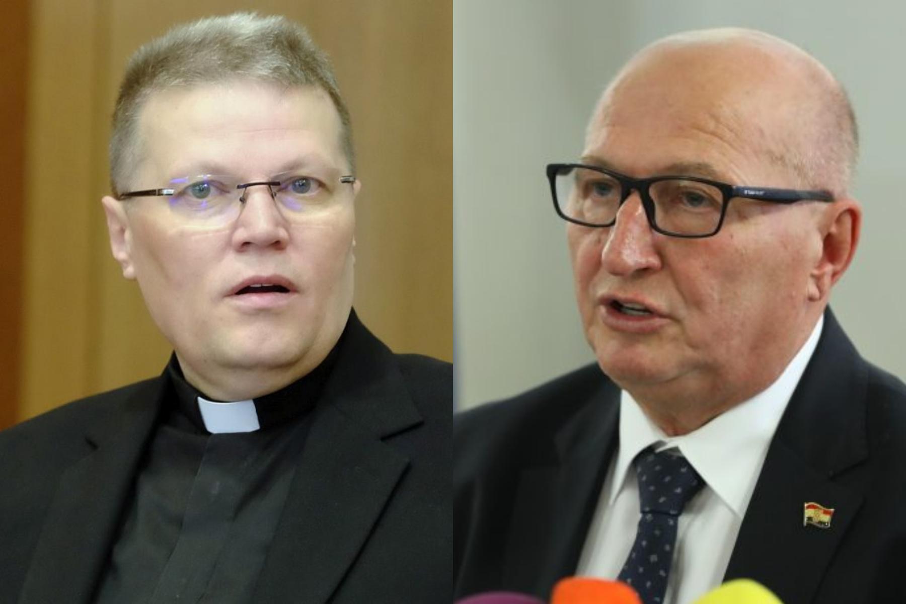 Nadbiskup Hranić: 'Crkva propovijeda da je obiteljsko zajedništvo utemeljeno na braku muškarca i žene'