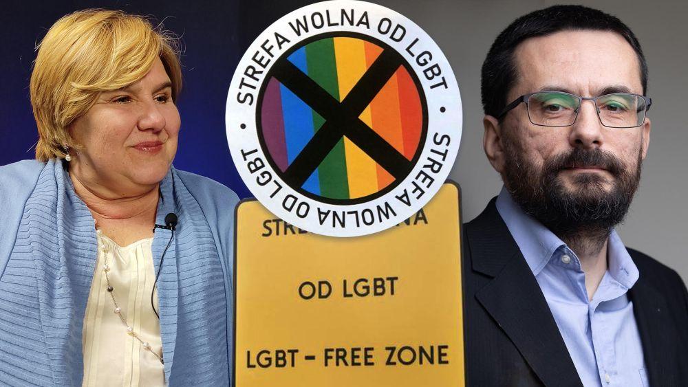 Andrijanić o nametanju LGBT ideologije kroz rezoluciju EP-a: 'Laž je da su homoseksualci u Poljskoj diskriminirani'