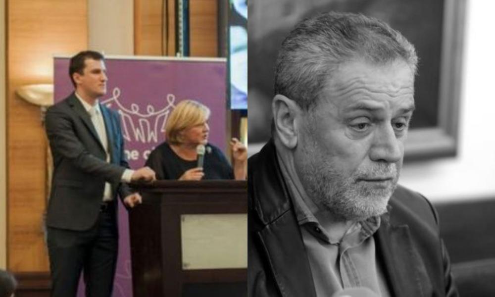 U ime obitelji izrazila sućut obitelji Bandić i suradnicima pokojnog gradonačelnika