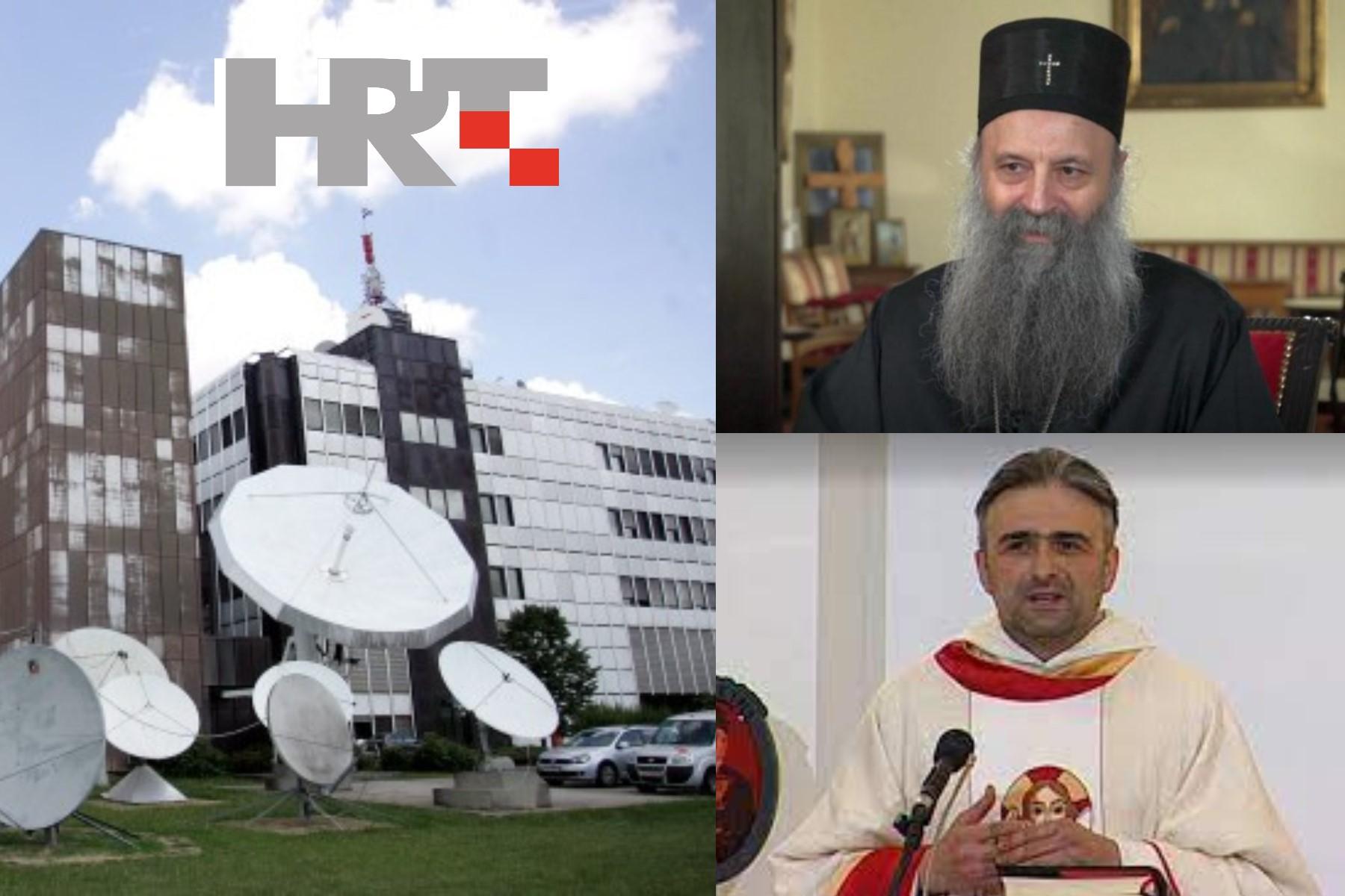 Zašto se HRT ograđuje od propovijedi katoličkog svećenika, ali ne i od poglavara SPC-a?