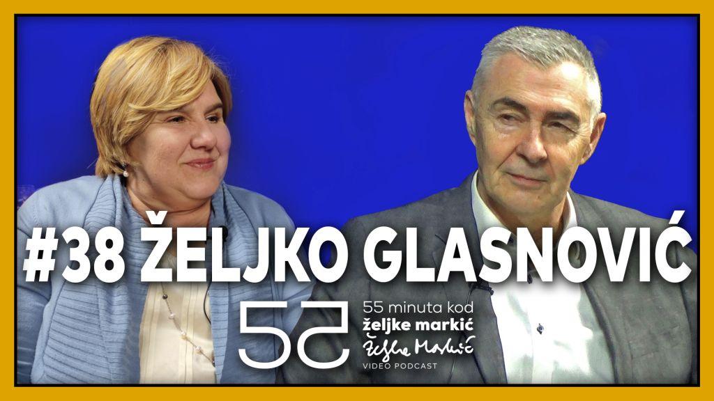 Glasnović: Nakon svega što je moja obitelj proživjela u komunizmu ne odustajem, borim se i dalje za Hrvatsku