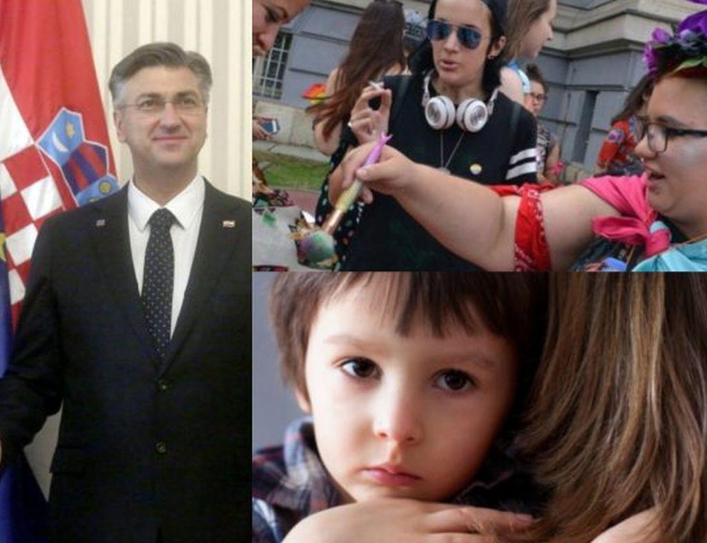 Plenković provodi Milanovićevu politiku nametanja LGBT agende