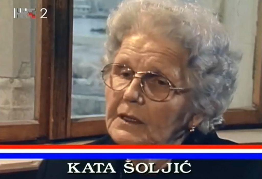 8. srpnja 2008. umrla Kata Šoljić – majka četvorice poginulih hrvatskih branitelja i junaka Vukovara