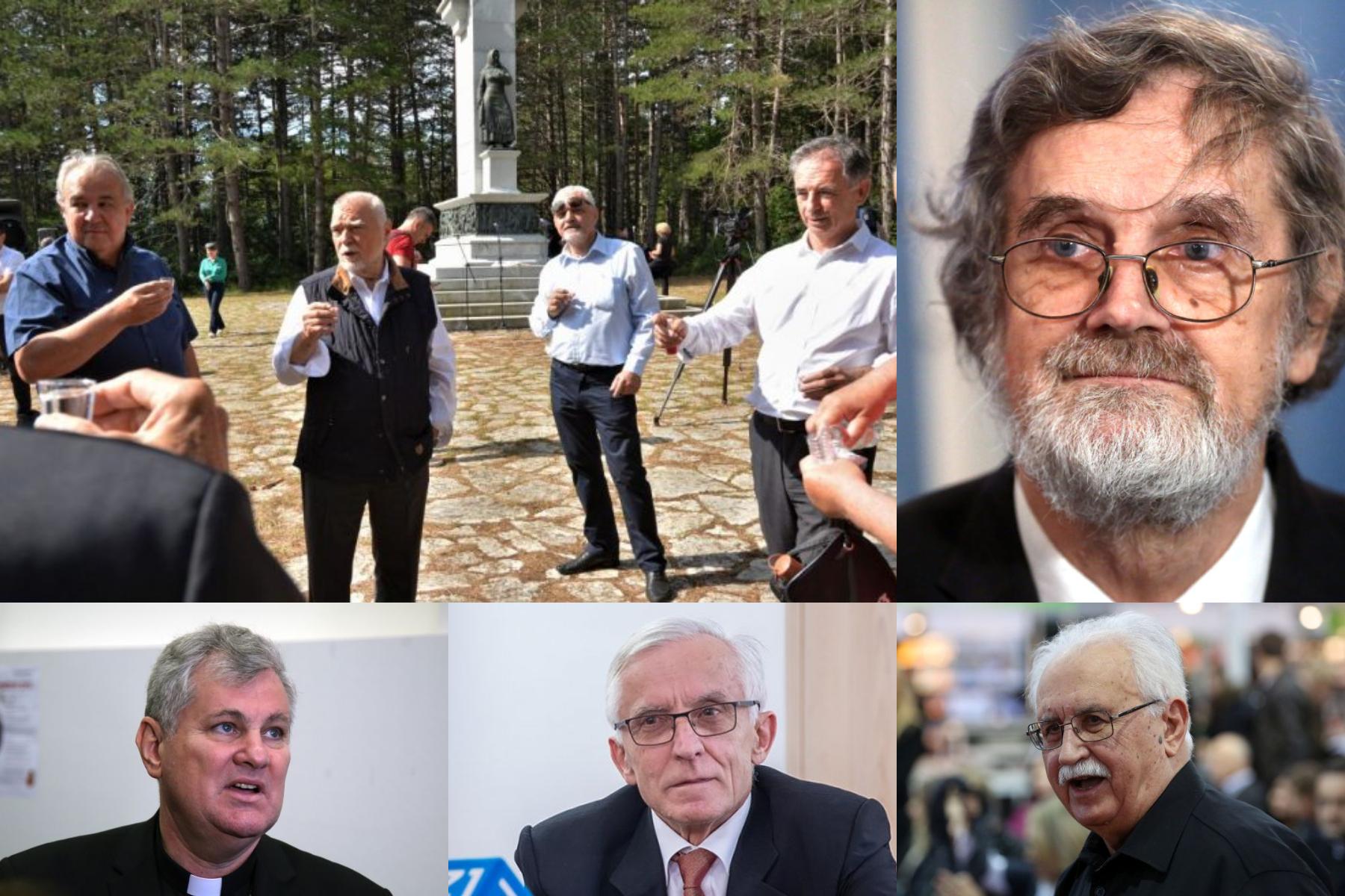 Akademici, general i biskup u pismu Milanoviću, Jandrokoviću i Plenkoviću: Ubojice u Srbu su bili četnici i komunisti, zaustavite veličanje zločina