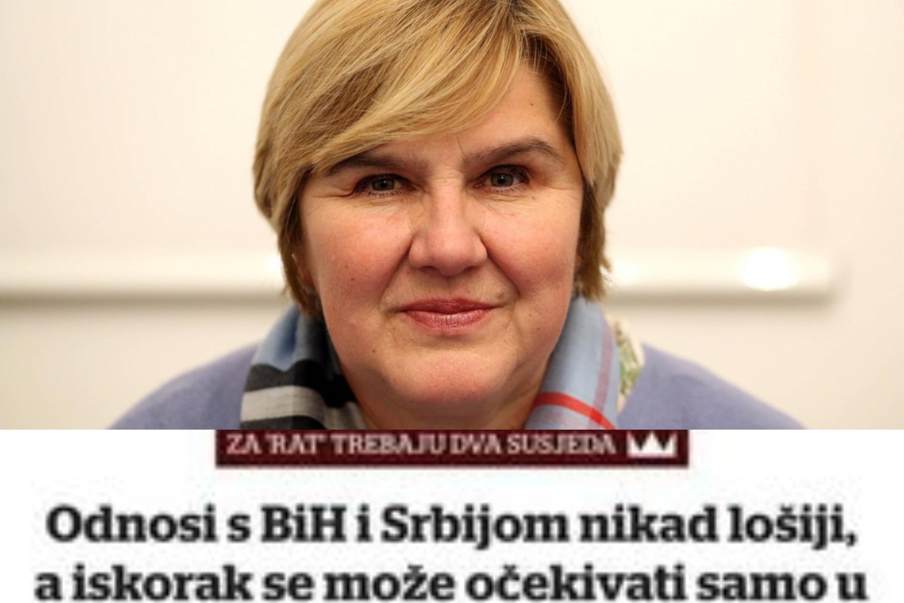 Dr. Markić: Od kad za rat trebaju dva susjeda? Ili o važnosti propagande za totalitarne režime…