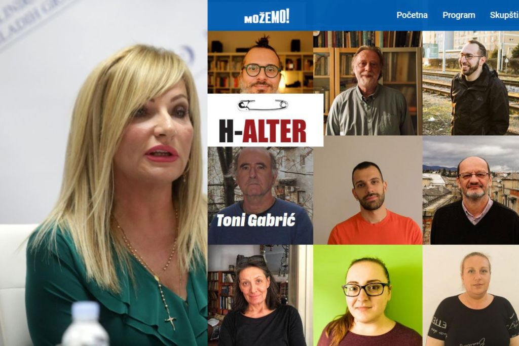 Portal H-alter kao Tomaševićev malj za političku egzekuciju – glavni urednik Toni Gabrić vijećnik i sukreator programa Možemo