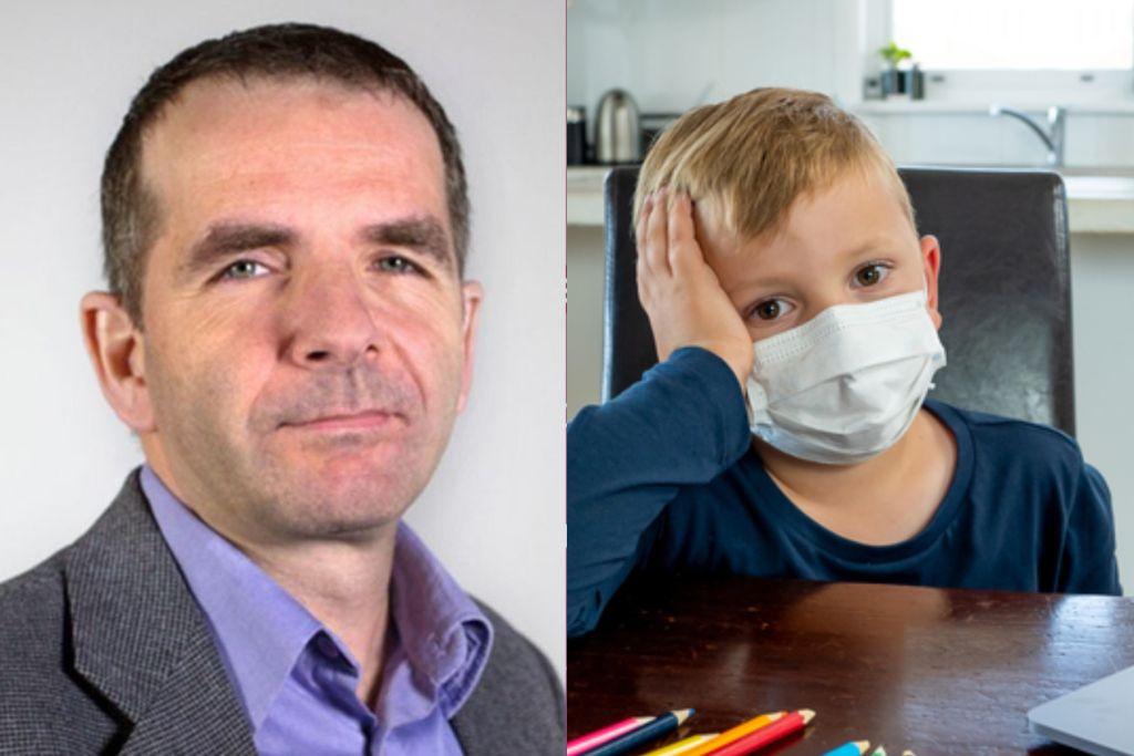 Prof. Vrček: Koje su zdravstvene posljedice nošenja maski za djecu?