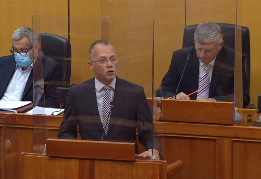 Hasanbegović o gaženju referendumske odluke hrvatskog naroda o braku