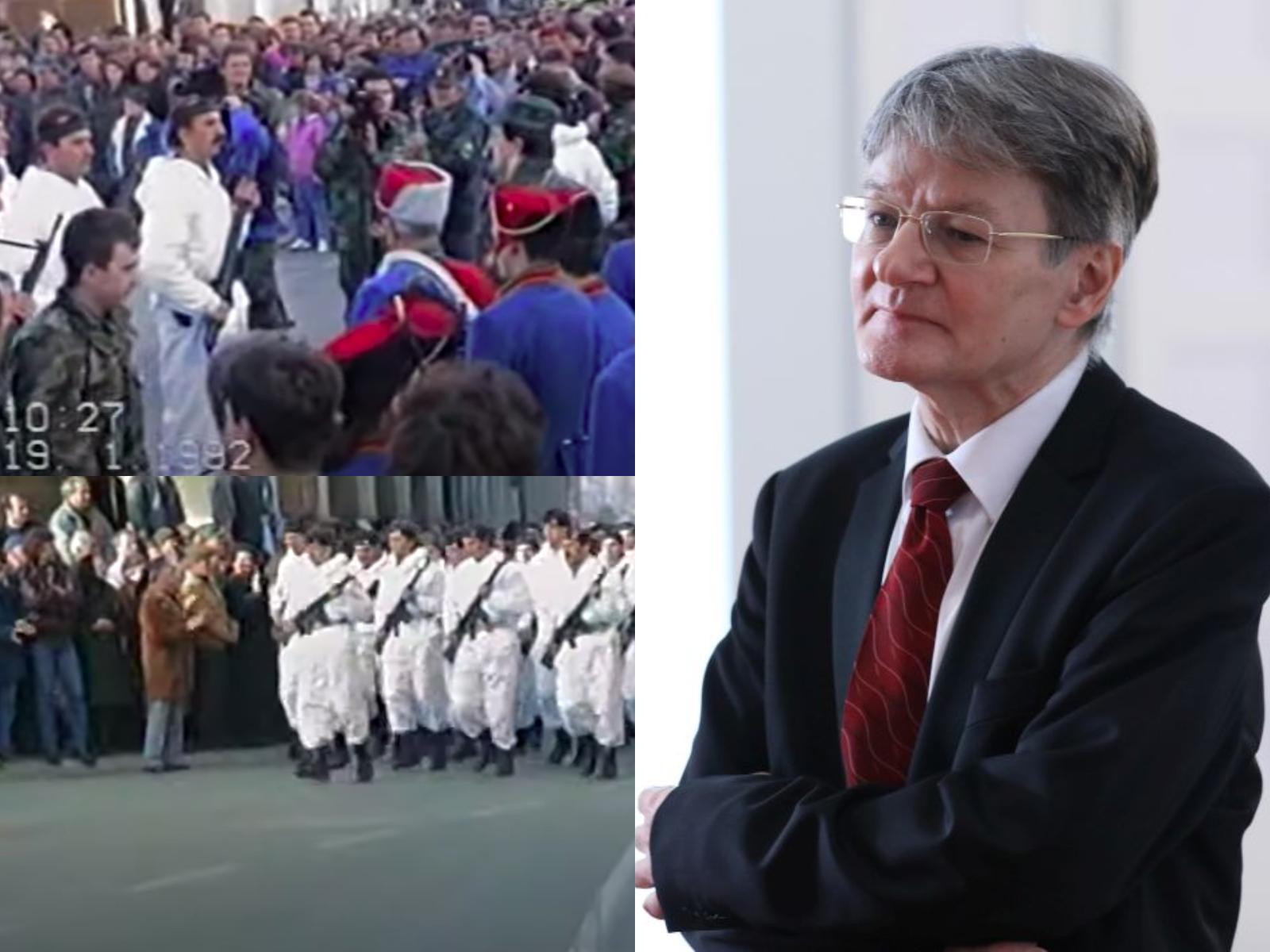 Predsjednik VS-a tvrdi da je pozdrav 'ZDS' nedopustiv: Pogledajte prisegu brigade HV-a nakon priznanja RH