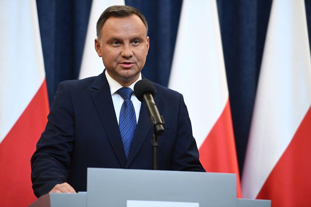 Poljski predsjednik Duda: 'Vjerujem da je život svet i da je obitelj temelj svakog naroda'
