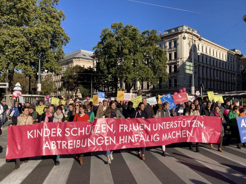 Hod za život u Beču okupio tisuće