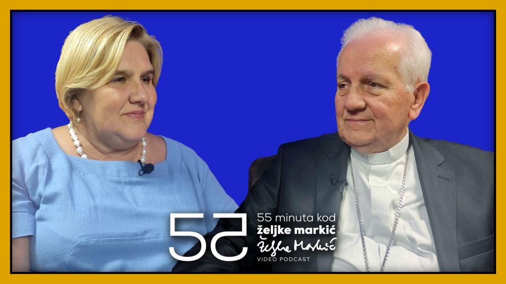 Biskup Komarica: Čovjeka se može ubiti i kada mu se oduzme pravo na rodno mjesto