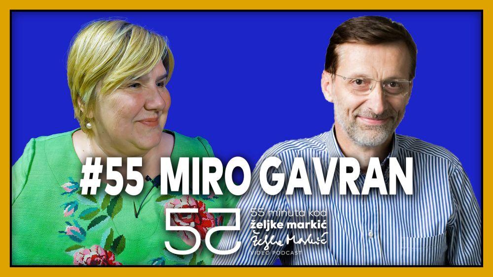 Miro Gavran: Posao pisca, producenta i redatelja vrlo su bliski, a vođenje Teatra mi je velika radost